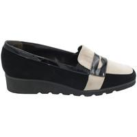 Chaussures Femme Mocassins Angela Calzature ANSANGC69bic nero