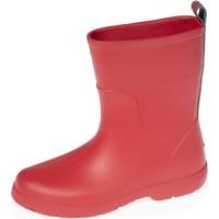 Chaussures Enfant Bottes de pluie Isotoner Bottes de pluie innovation everywear™ Rouge