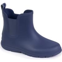 Chaussures Enfant Bottes de pluie Isotoner Bottes de pluie Marine