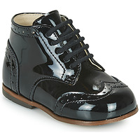 Chaussures Fille Baskets montantes Little Mary LORD Noir