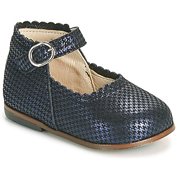 Chaussures Fille Ballerines / babies Little Mary VOCALISE Bleu