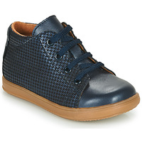 Chaussures Fille Baskets basses Little Mary CLELIE Bleu