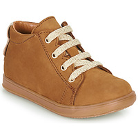Chaussures Fille Baskets basses Little Mary CLELIE Marron