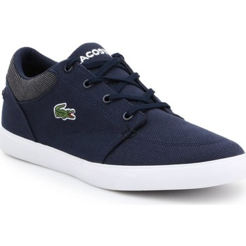 Chaussures Homme Baskets basses Lacoste Bayliss 7-38CMA0041NB0 granatowy