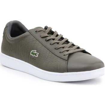 Chaussures Homme Baskets basses Lacoste 7-33SPM10373T2 oliwkowozielony