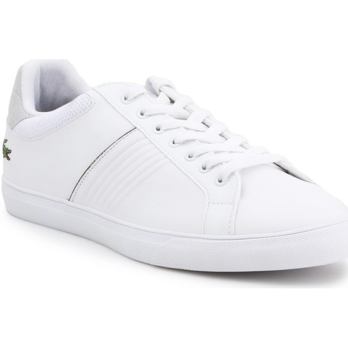 Chaussures Homme Baskets basses Lacoste 7-33CAM1049001 biały