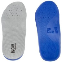 Accessoires Accessoires chaussures Kybun SEMELLES  LIGHT E 5 À 10MM DA005N GRIS