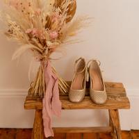 Chaussures Femme Escarpins Céleste MIRABELLE Doré