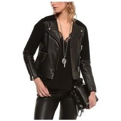 Vêtements Femme Vestes en cuir / synthétiques Arturo Broadway Noir Noir