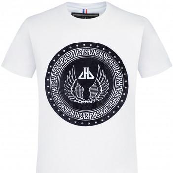 Vêtements Homme T-shirts manches courtes Horspist Tee-shirt Blanc