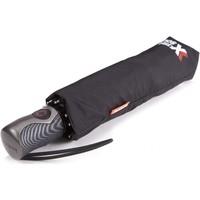 Accessoires textile Homme Parapluies Isotoner Parapluie x-tra solide pliant Noir