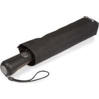 Accessoires textile Homme Parapluies Isotoner Parapluie large pliant Noir