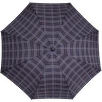 Accessoires textile Homme Parapluies Isotoner Parapluie canne ultra sec Carreaux Homme