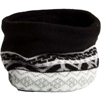 Accessoires textile Femme Echarpes / Etoles / Foulards Isotoner Tour de cou Noir