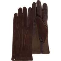 Accessoires textile Femme Gants Isotoner Gants cuir tactiles Marron