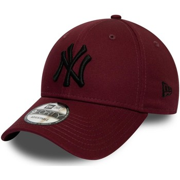Accessoires textile Homme Casquettes New-Era New York Yankees Essential 9Forty Rouge