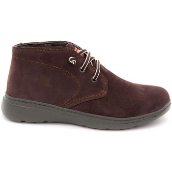Chaussures Homme Boots On Foot  Marrón