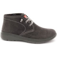 Chaussures Homme Boots On Foot  Gris