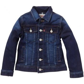 Vêtements Fille Vestes en jean Levi's  Azul