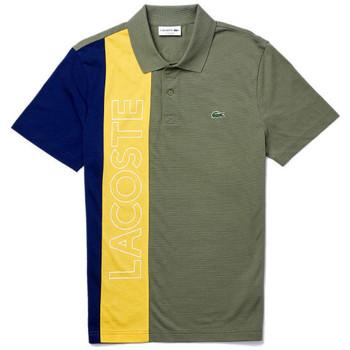 Vêtements Homme Polos manches courtes Lacoste Polo Vert
