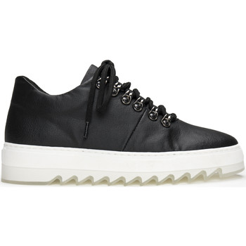 Chaussures Femme Baskets basses Nae Vegan Shoes Amber_Black Noir