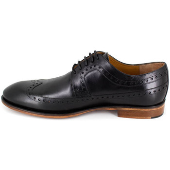 Chaussures Homme Derbies J.bradford QUETO noir Noir