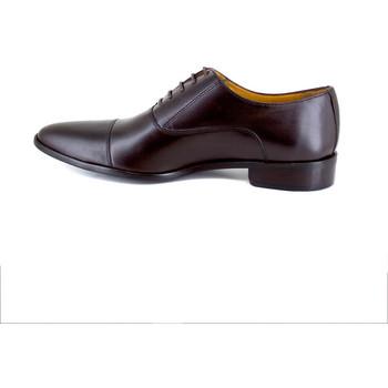 Chaussures Homme Richelieu J.bradford JB-MELBOURNE MARRON Marron