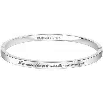 Montres & Bijoux Femme Bracelets Sc Crystal B2541-01-ARGENT Argenté