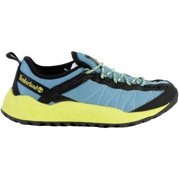 Chaussures Garçon Fitness / Training Timberland Basket Junior Solar Wave Low Bleu Moyen