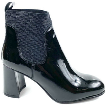 Chaussures Femme Low boots Elena 51054 NERO
