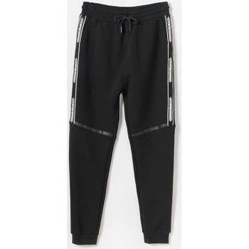 Vêtements Garçon Pantalons de survêtement Little Cerise Jogging adrybo noir BLACK