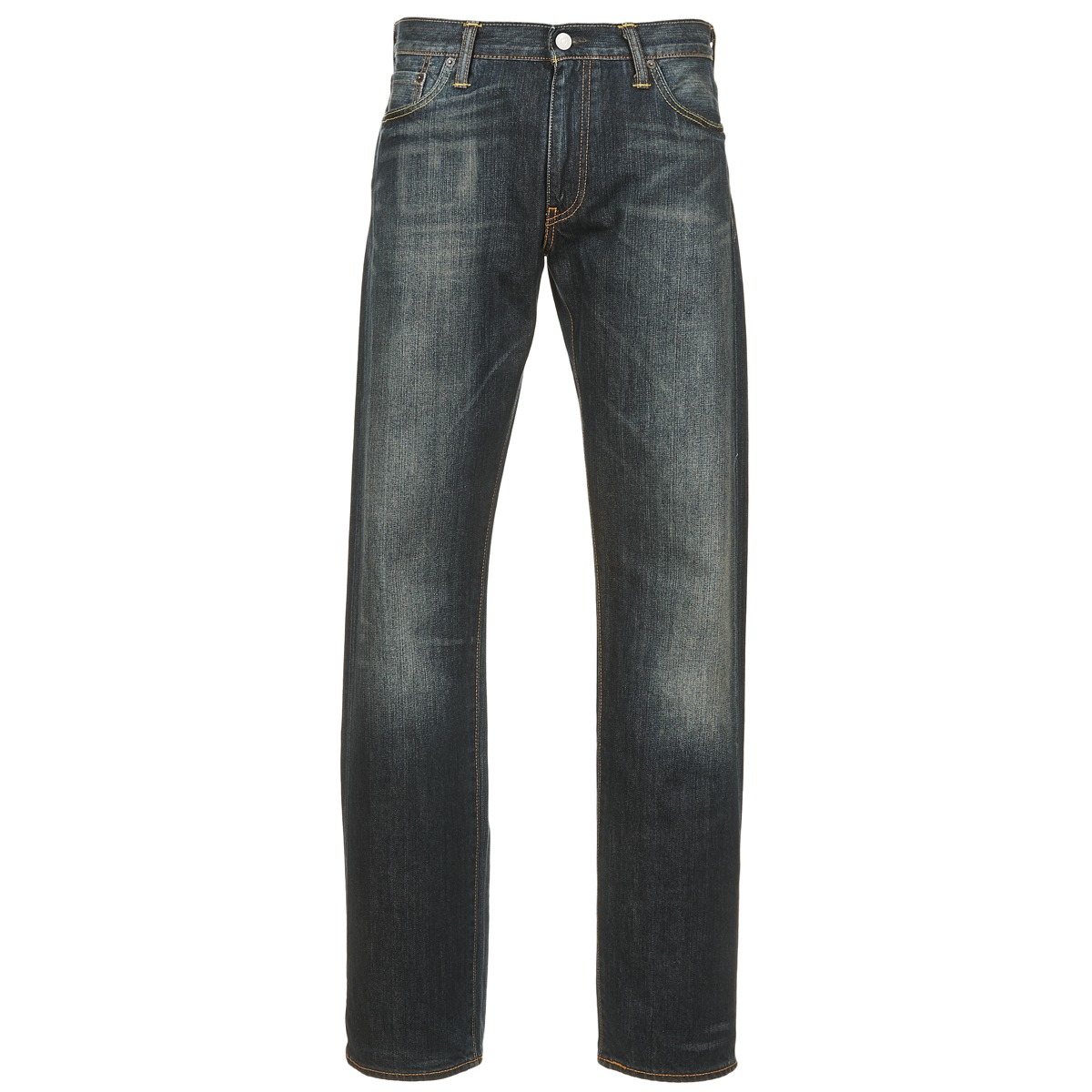 Levi's 504 REGULAR STRAIGHT FIT Bleu foncé