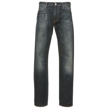 Jeans Levi's 504 REGULAR STRAIGHT FIT Bleu foncé 350x350