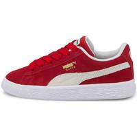 Chaussures Enfant Baskets basses Puma Suede classic xxi ps Rouge