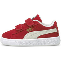Chaussures Enfant Baskets basses Puma Suede classic xxi v inf Rouge