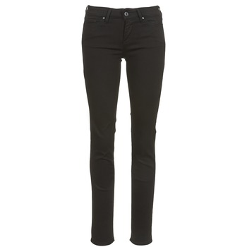 Vêtements Femme Jeans slim Levi's 712 SLIM Black Sheep