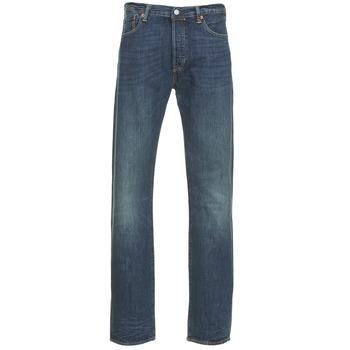 Jeans Levi's 501 LEVIS ORIGINAL FIT Bleu foncé 350x350