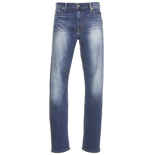 Vêtements Homme Jeans droit Levi's 504 REGULAR STRAIGHT FIT Cloudy O8996