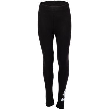 Vêtements Fille Leggings Lotto 214371 Noir