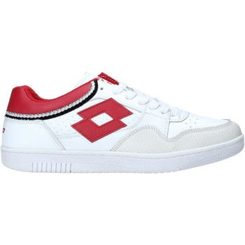 Chaussures Homme Baskets mode Lotto L55816 Blanc