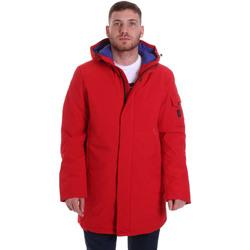 Vêtements Homme Parkas Refrigiwear RM8G09900XT2429 Rouge