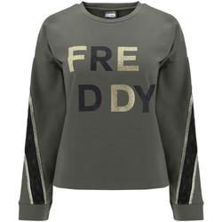 Vêtements Femme Sweats Freddy F0WSDS5 Vert