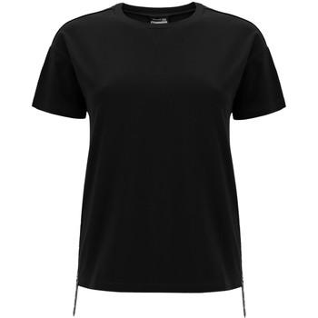 Vêtements Femme T-shirts manches courtes Freddy F0WSDT5 Noir