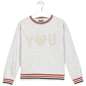 Vêtements Enfant Sweats Losan 024-6020AL Gris