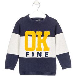 Vêtements Enfant Pulls Losan 025-5005AL Bleu