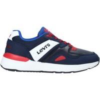 Chaussures Enfant Baskets basses Levi's VBOS0021S Bleu