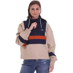 Vêtements Femme Blousons Fila 687922 Beige