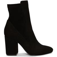 Chaussures Femme Boots Steve Madden SMSRHETA-NATSNK Beige