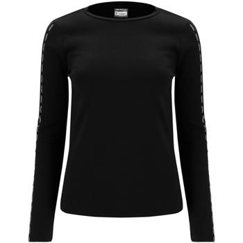 Vêtements Femme T-shirts manches longues Freddy F0WSDT6 Noir