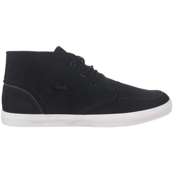 Chaussures Homme Baskets montantes Lacoste Sevrin Mid Noir